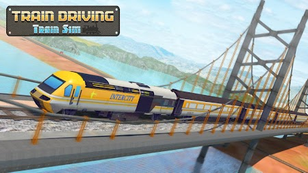 Train Driving - Train Sim APK screenshot thumbnail 1