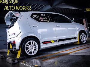 アルトワークス HA36S 4WD・5MTのカスタム事例画像 ゆずきらむさんの2018年09月27日19:27の投稿