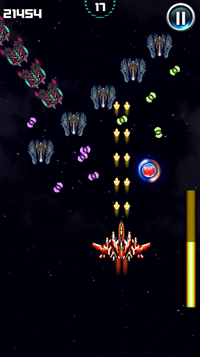 Galaxy Shooter - rad space shooter  screenshots 4
