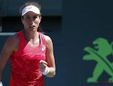 Konta legt Wozniacki over de knie en wint in Miami