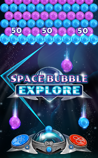 Space Bubble Explore 2.2 screenshots 15