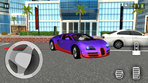 Car Parking 3D: Super Sport Car 4 5