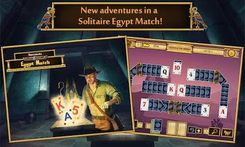 Solitaire Egypt Match v1.0 (Mod Money)