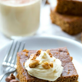 Old-Fashioned Gingerbread Cake Recipe