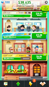 Cash, Inc. Money Clicker Game 2.0.0.6.0 MOD (Unlimited Money) 6