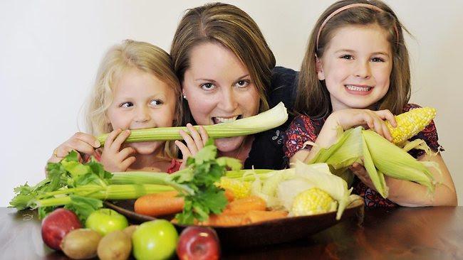 cara mendidik pemakanan sihat