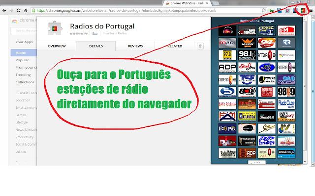 Radios do Portugal