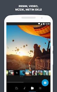 Quik - Müzikli fotoğraf için GoPro video editörü Screenshot