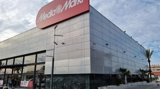 La cadena MediaMarkt abre sus puertas en el Centro Gran Plaza de Roquetas