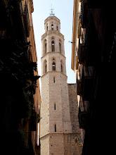 Photo: Another view of Santa Maria del Mar