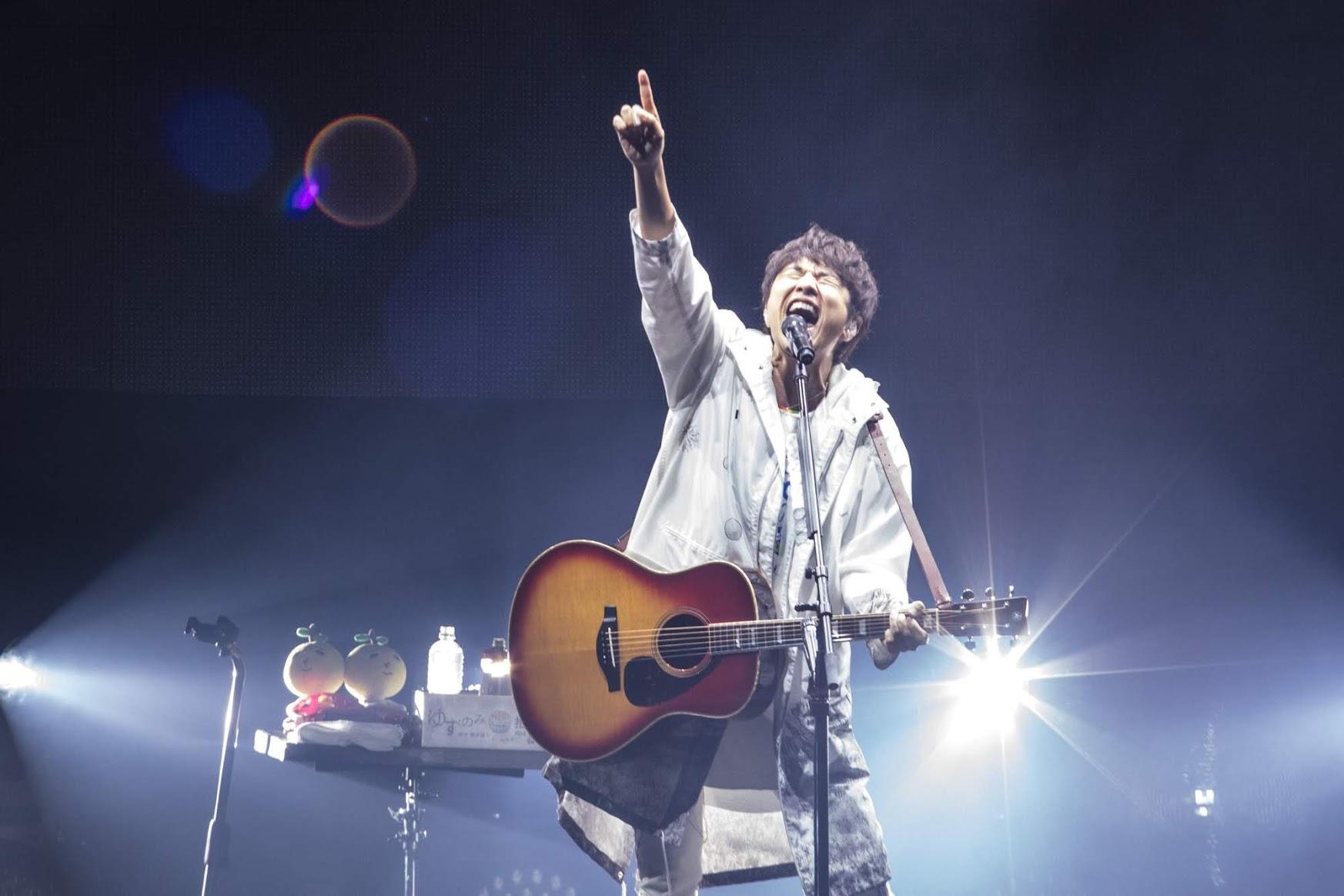 柚子 ゆず 2019.9.29 (照片:WHOSDANDAN)
