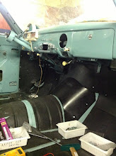 Photo: dashboard assembly