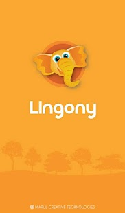 Lingony: English Vocabulary screenshot