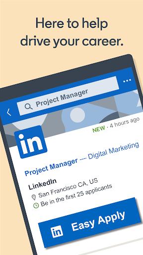 LinkedIn: Jobs, Business News & Social Networking 4.1.483.1 Screenshots 1