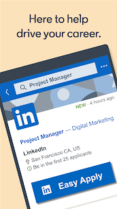 LinkedIn: Jobs, Business News & Social Networking Mod 4.1.508 Apk [Unlocked] 1