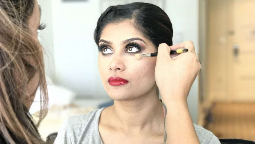 Bay Area Wedding Makeup Bridal