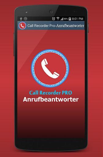 Anrufbeantworter Call Recorder