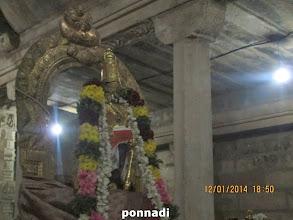 Photo: polindhu ninRa pirAn - after opening of paramapadha vAsal