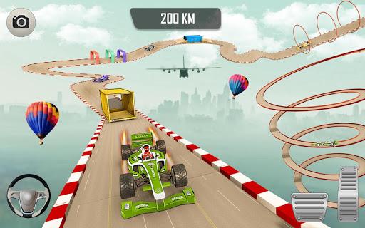 Formula Car Racing Stunts - Impossible Tracks 2019 1.0.11 screenshots 6