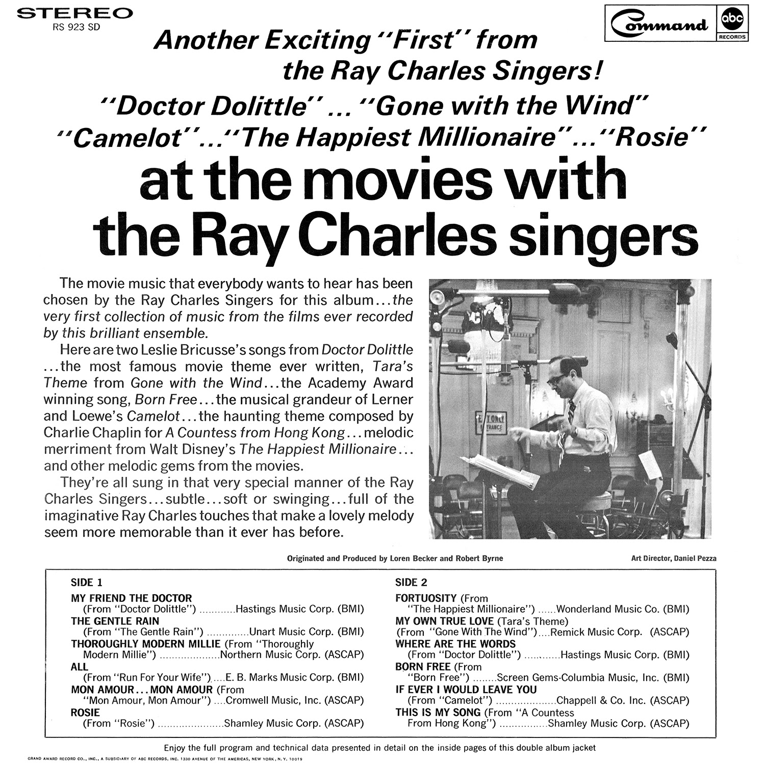 The Ray Charles Singers