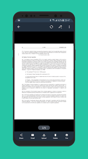 Simple Scan - Free PDF Scanner App  screenshots 7