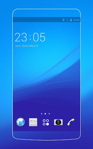 Theme for Xperia Z3+ HD 2.0.50 screenshots 1