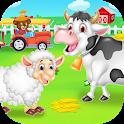 Farm For Kids icon