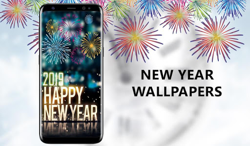 New Year Wallpaper 2019 ud83cudf89 Happy New Year GIF 2019 1.1 screenshots 9