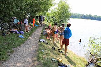 Photo: Jour 8 - Balade au lac
