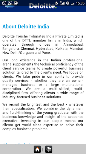 Deloitte India GST Connect