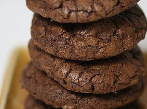 Dark Chocolate Cookies Recipe