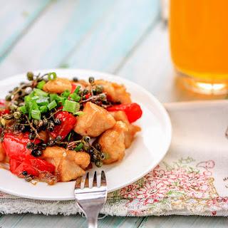 Sichuan Peppercorn Chicken