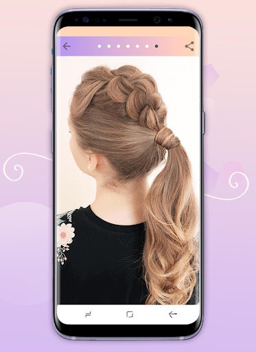 Hairstyles step by step 1.23 screenshots 12