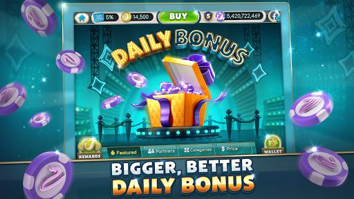myVEGAS Slots - Las Vegas Casino Slot Machines android2mod screenshots 4