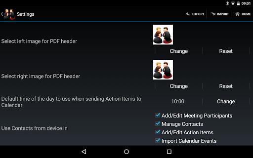 玩商業App|Meeting Minutes Pro免費|APP試玩