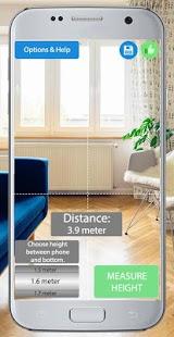 Distance Laser Meter Simulator - náhled
