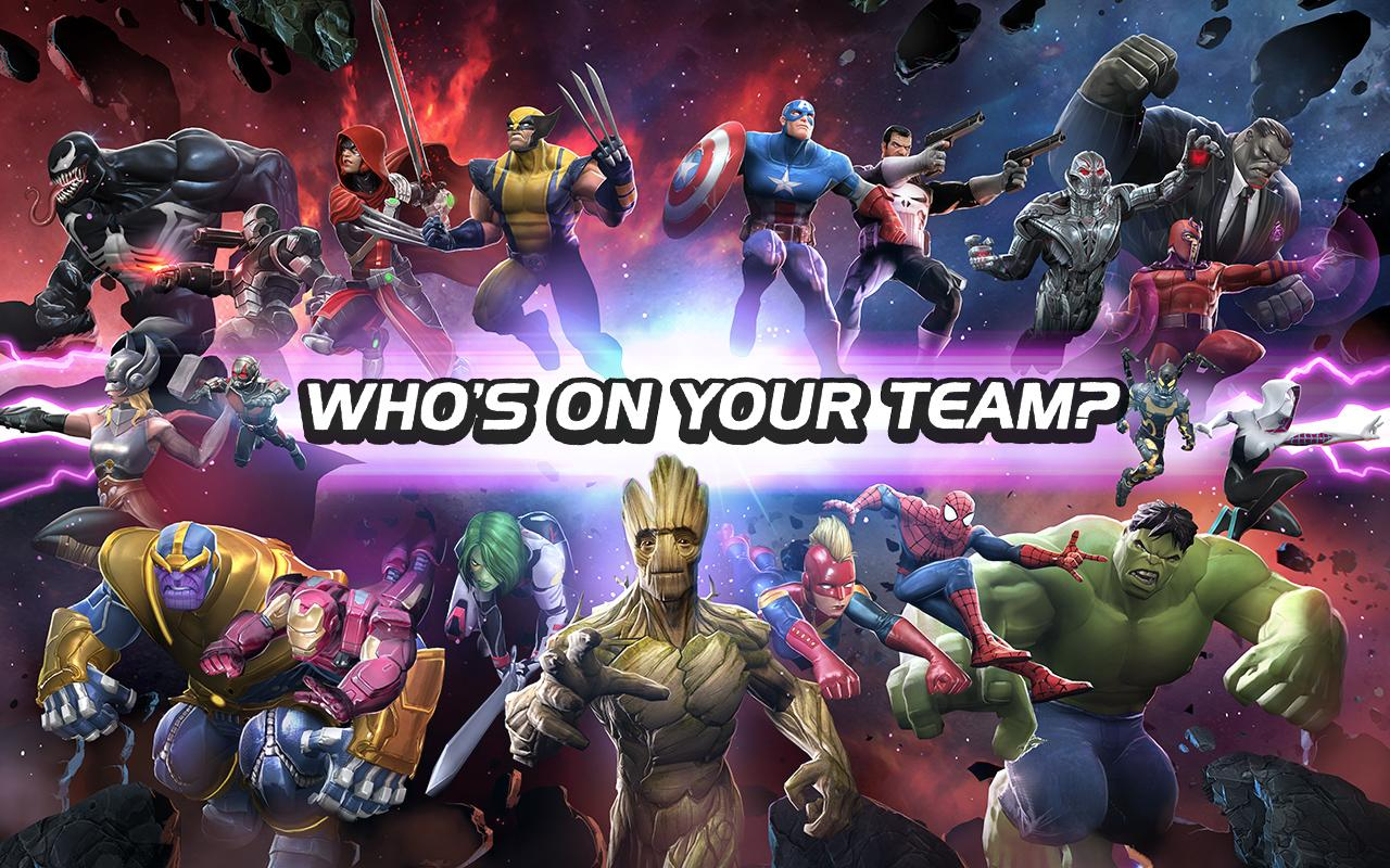 marvel contest of champions mod apk (unlimited money) revdl