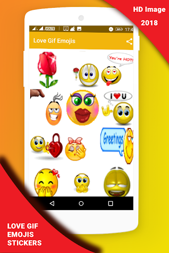 Love Gif Emoji Stickers 1.0.3 screenshots 10