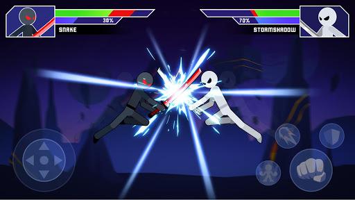 Galaxy of Stick: Super Champions Hero screenshots 3