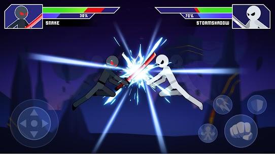 Galaxy of Stick: Super Champions Hero MOD (Unlock All Heroes) 3