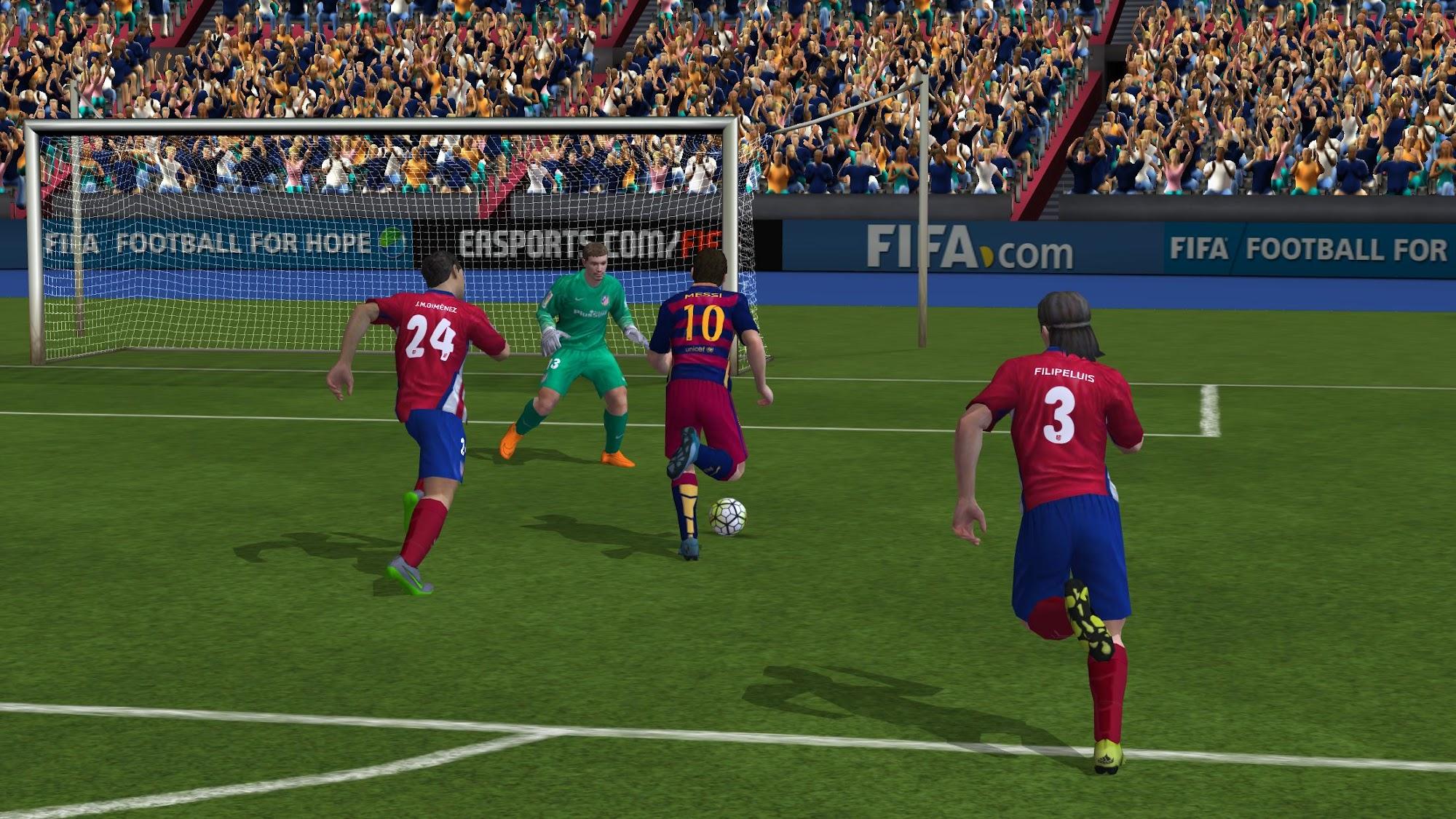 FIFA 15 Soccer Ultimate Team screenshot #8