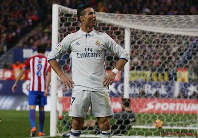 Ronaldo estime qu'il est au top de sa carrière