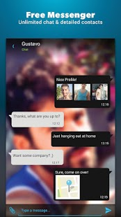 PlanetRomeo: Gay Dating & Chat- screenshot thumbnail
