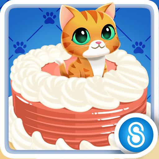Bakery Story: Cats Cafe Icon