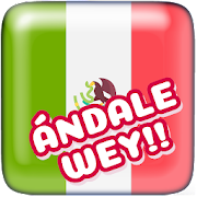 Stickers de México  para WhatsApp - WAStickerApps