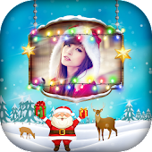 Christmas Photo Frame HD