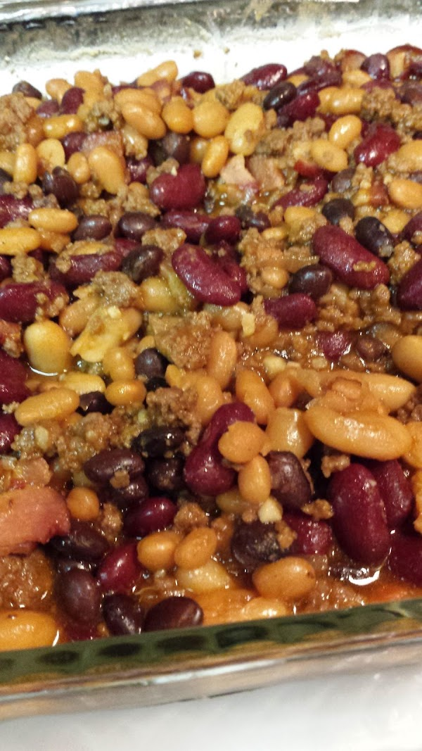 Calico Baked Beans Recipe
