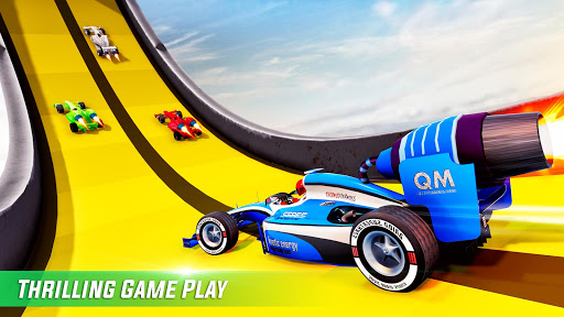 Formula Jet Car Stunt Games u2013 Mega Ramp Stunts screenshots 1