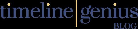Logo for Timeline Genius Blog