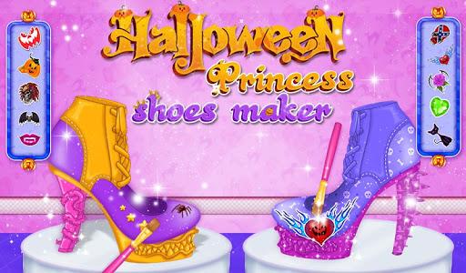 Halloween Princess Shoes Maker v1.0.1